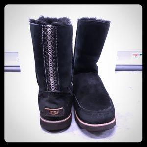 Uggs Australia Women's Boots Black Size 9